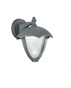 Lampa ścienna Gracht antracyt 1x6W LED 221967142 Trio