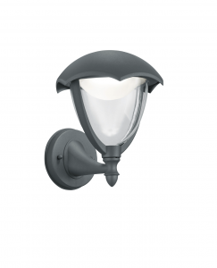 Lampa ścienna Gracht antracyt 1x6W LED 221960142 Trio