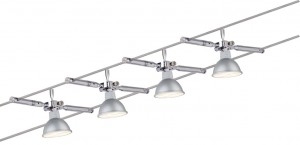 System linkowy LED  TogoLED  4x4W chrom 12V