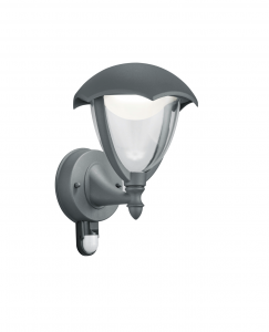 Lampa ścienna Gracht antracyt 1x6W LED 221969142 Trio