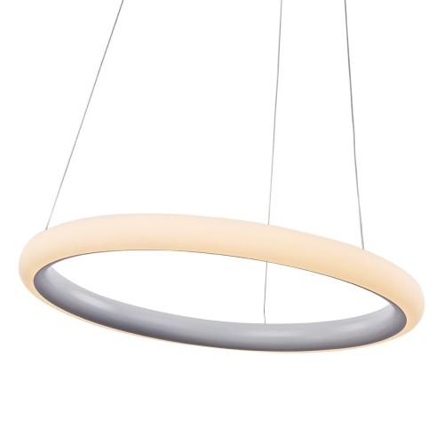 SATURN lampa wisząca biała ciepła Italux MD15002015 1A