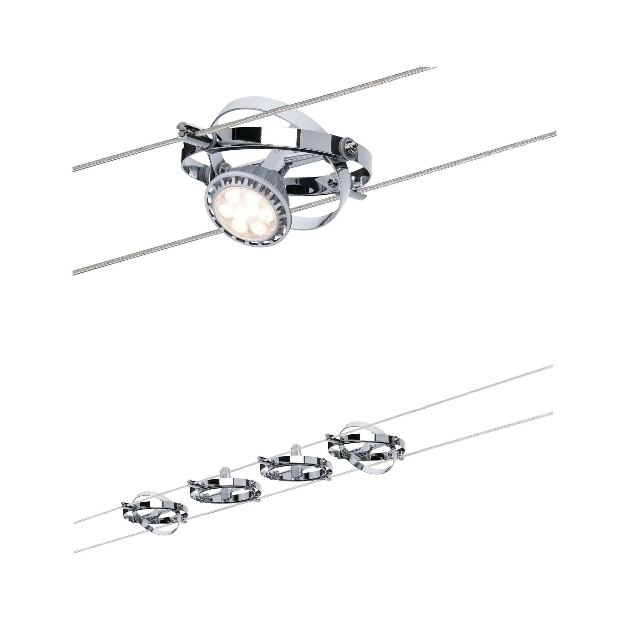 Cardan System Linkowy Led 4x10w Bez żarówek Paulmann 94144